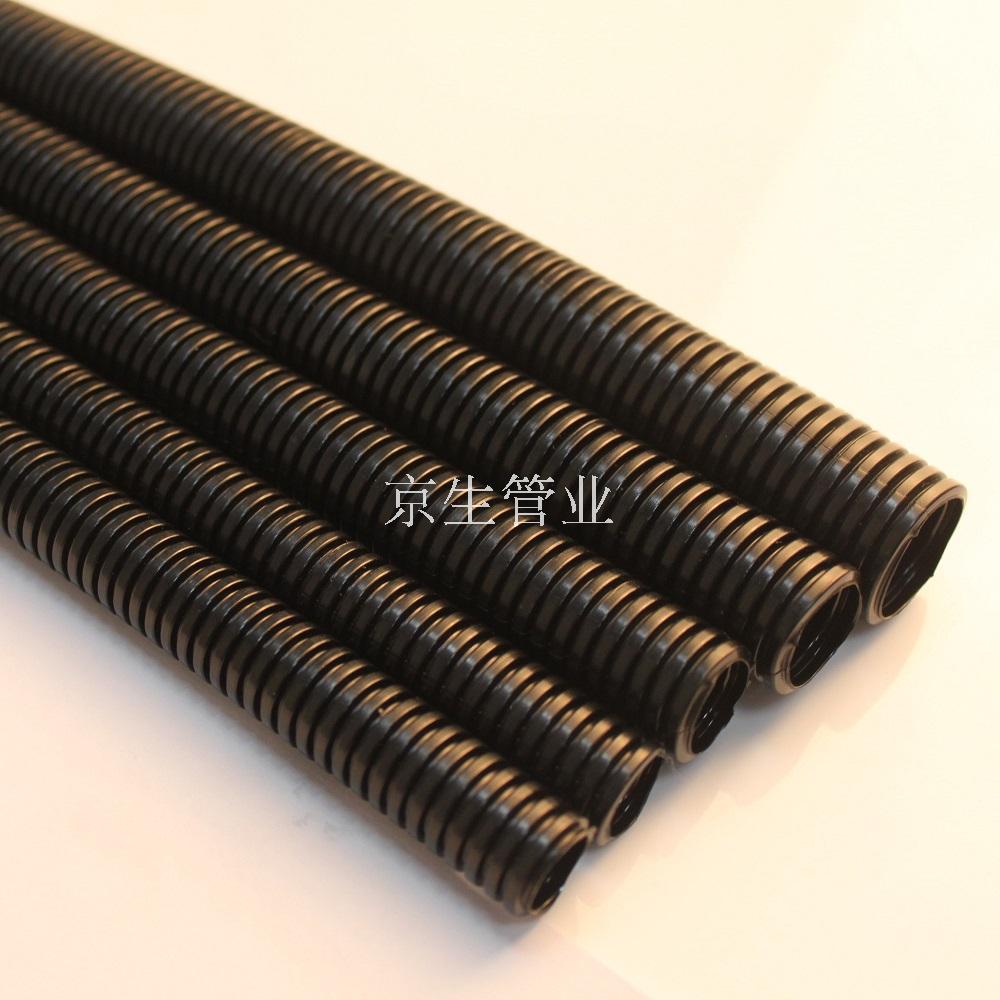 PAZ尼龍阻燃波紋管 線束軟管 PA尼龍穿線管 塑料電纜保護套管