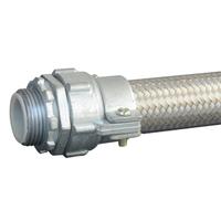 JSF-JSHG不銹鋼編織軟管 不銹鋼編織防爆金屬軟管