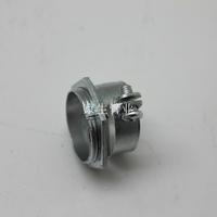 包塑金屬軟管簡易接頭 鍍鋅軟管簡易接頭