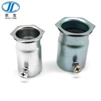 KBG管盒接 JDG管箱接頭 KBG鐵杯梳 鎖母 線管杯梳
