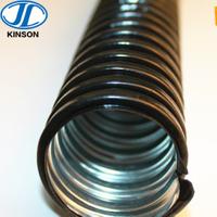 JSF-JSH蛇皮軟管 包塑金屬蛇皮管 防水PVC包塑金屬電線電纜金屬保護軟管